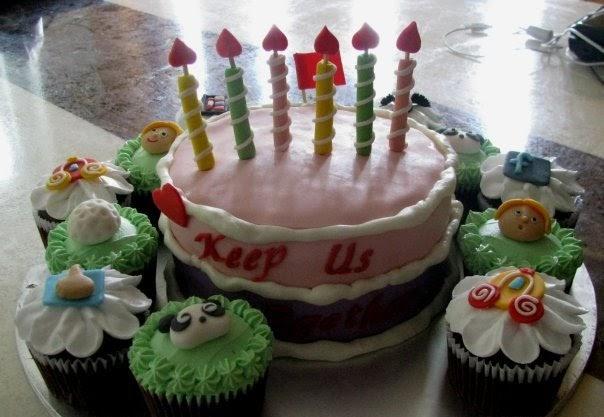 Bad Cake Design