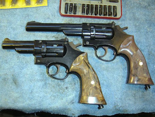 Another Airgun Blog: Two New Crosman 38's
