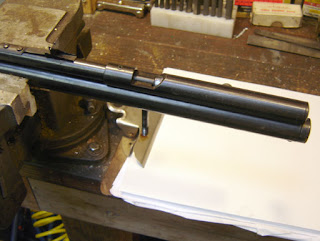 Another Airgun Blog: A Valve Stem Seal for the Crosman 167, Part 1