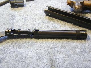 Another Airgun Blog: Resealing a Crosman 2100, Part 2