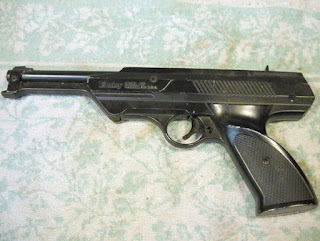 Another Airgun Blog: Daisy Model 188 BB Pistol Disassembly