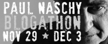 Be a part of the PAUL NASCHY BLOGATHON!