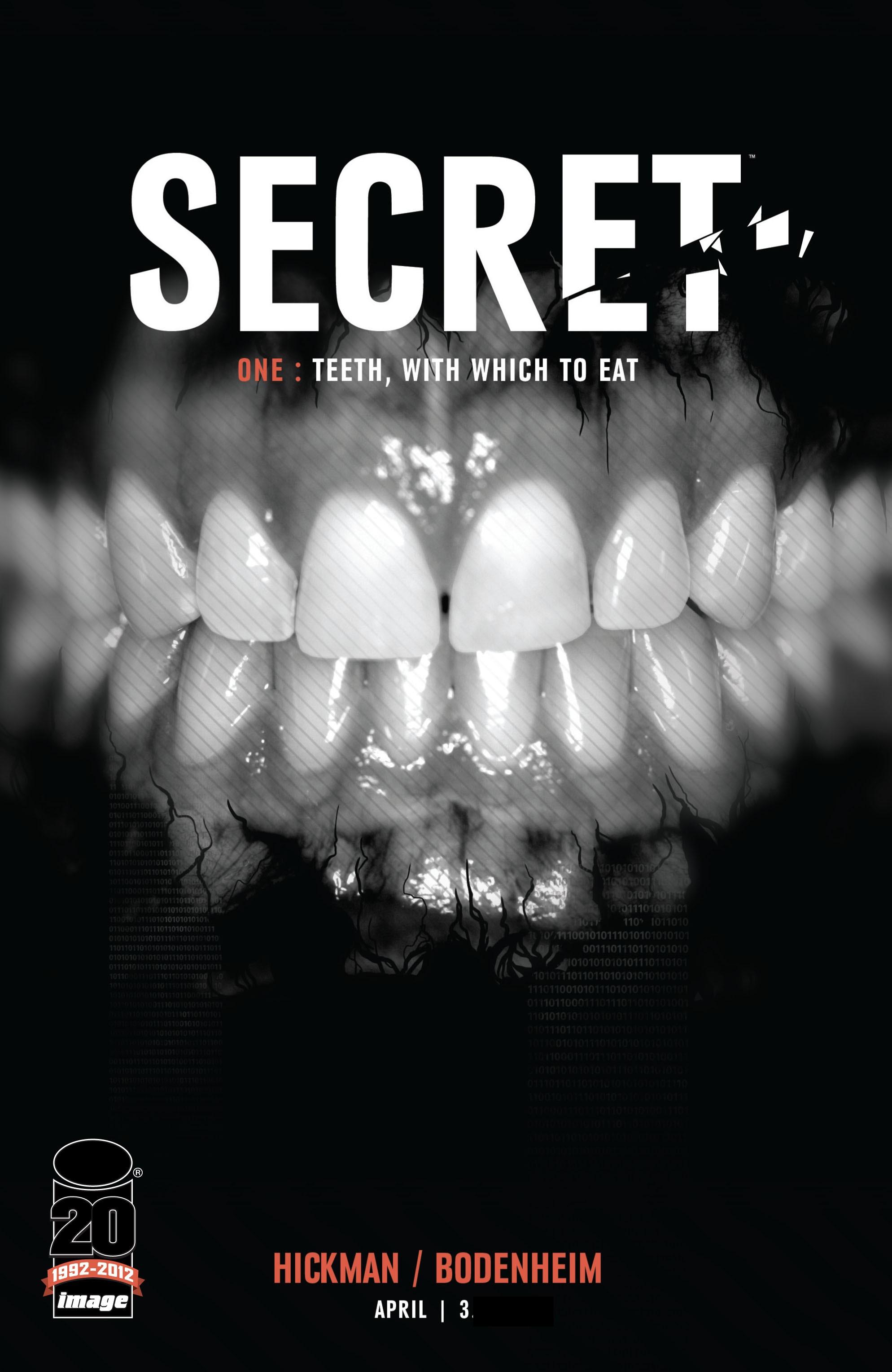 Secret 1 Page 1