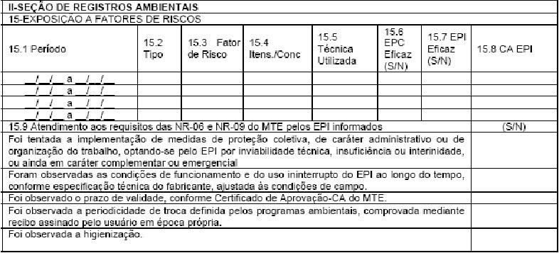27, de junho de 2008, o item que se refere a periodicidade de troca (ver  tabela abaixo) de EPI no item ... f4650d3fb4