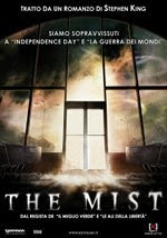 the mist locandina del film