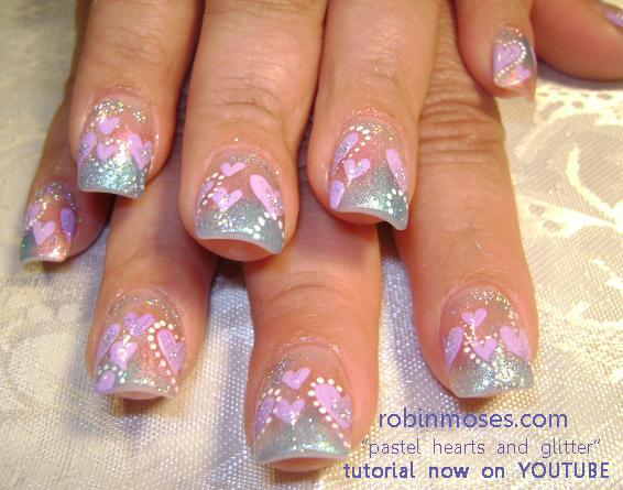 Nail Art For Hairdressers Scissor Nail Art Scissors Nail No