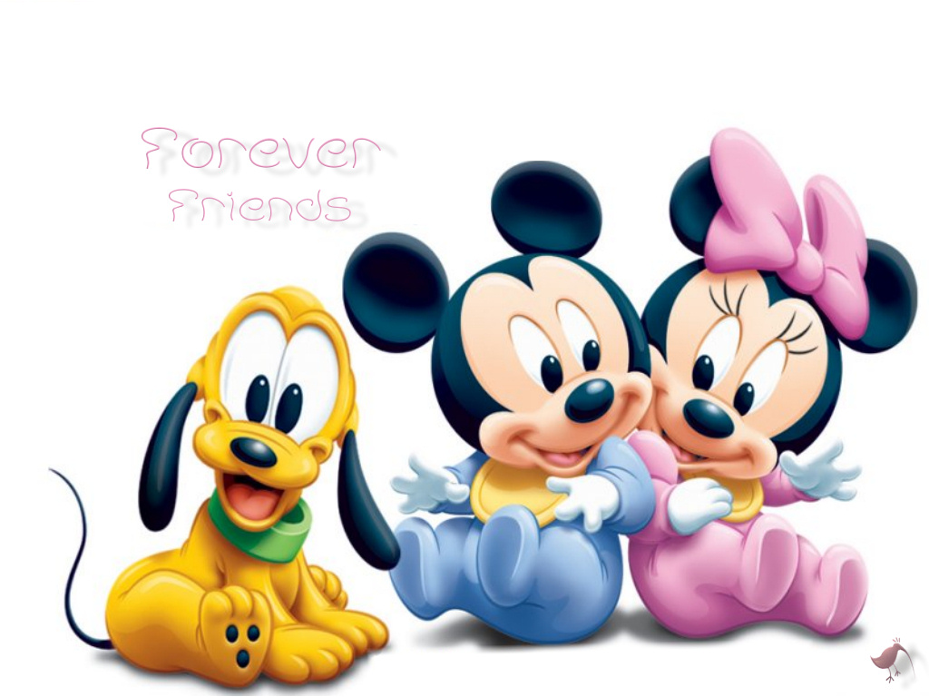 My sweet world disney characters - Baby animation wallpaper ...