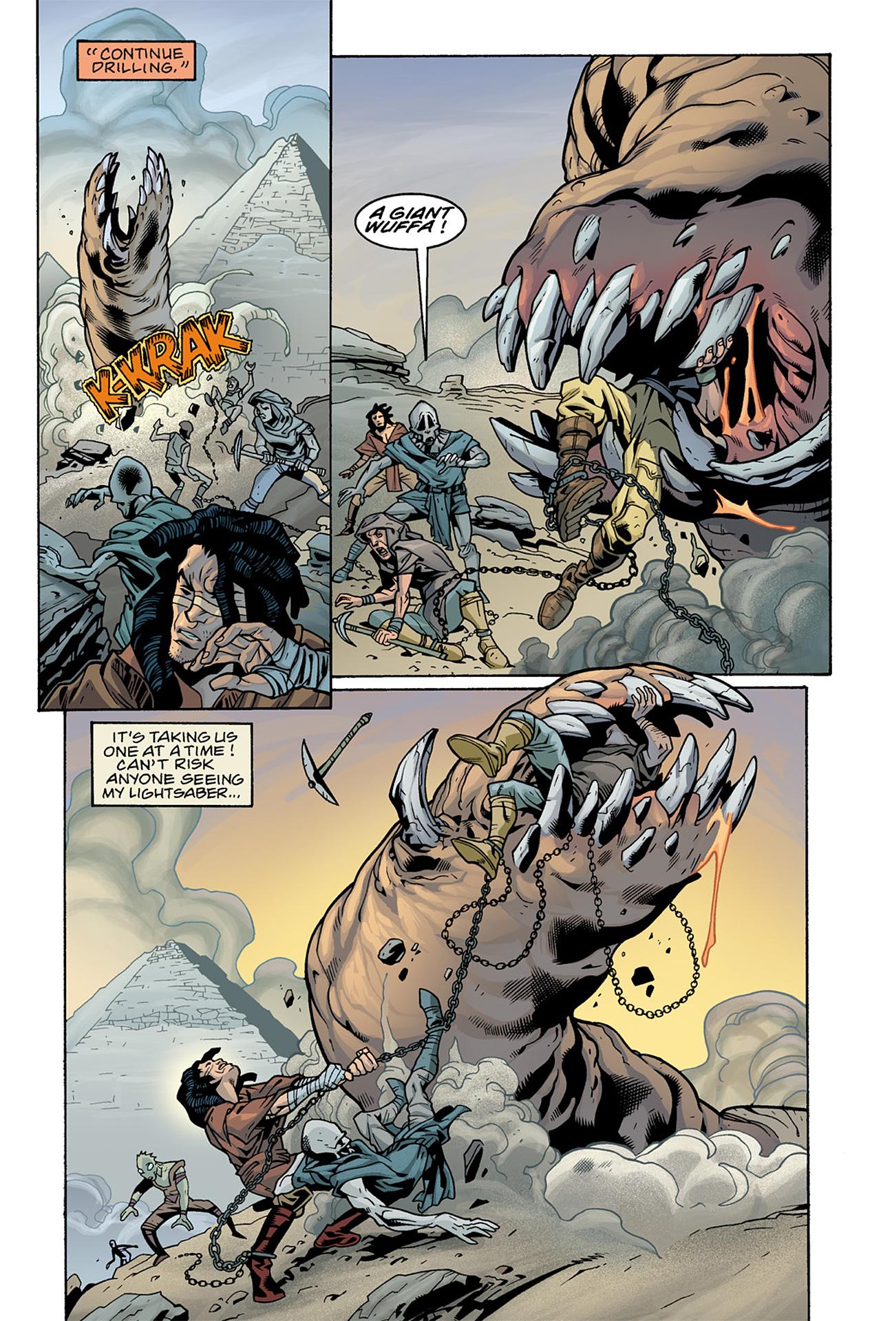 Read online Star Wars Omnibus comic -  Issue # Vol. 15 - 121