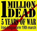 March 19th Iraq War Anniversary Blogswarm