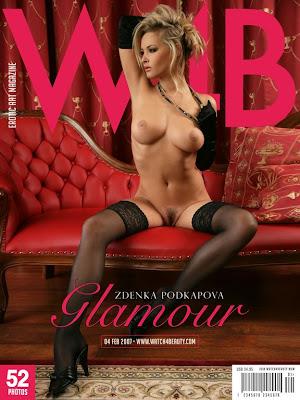 Zdenka Podkapova Lesbian Pics 15