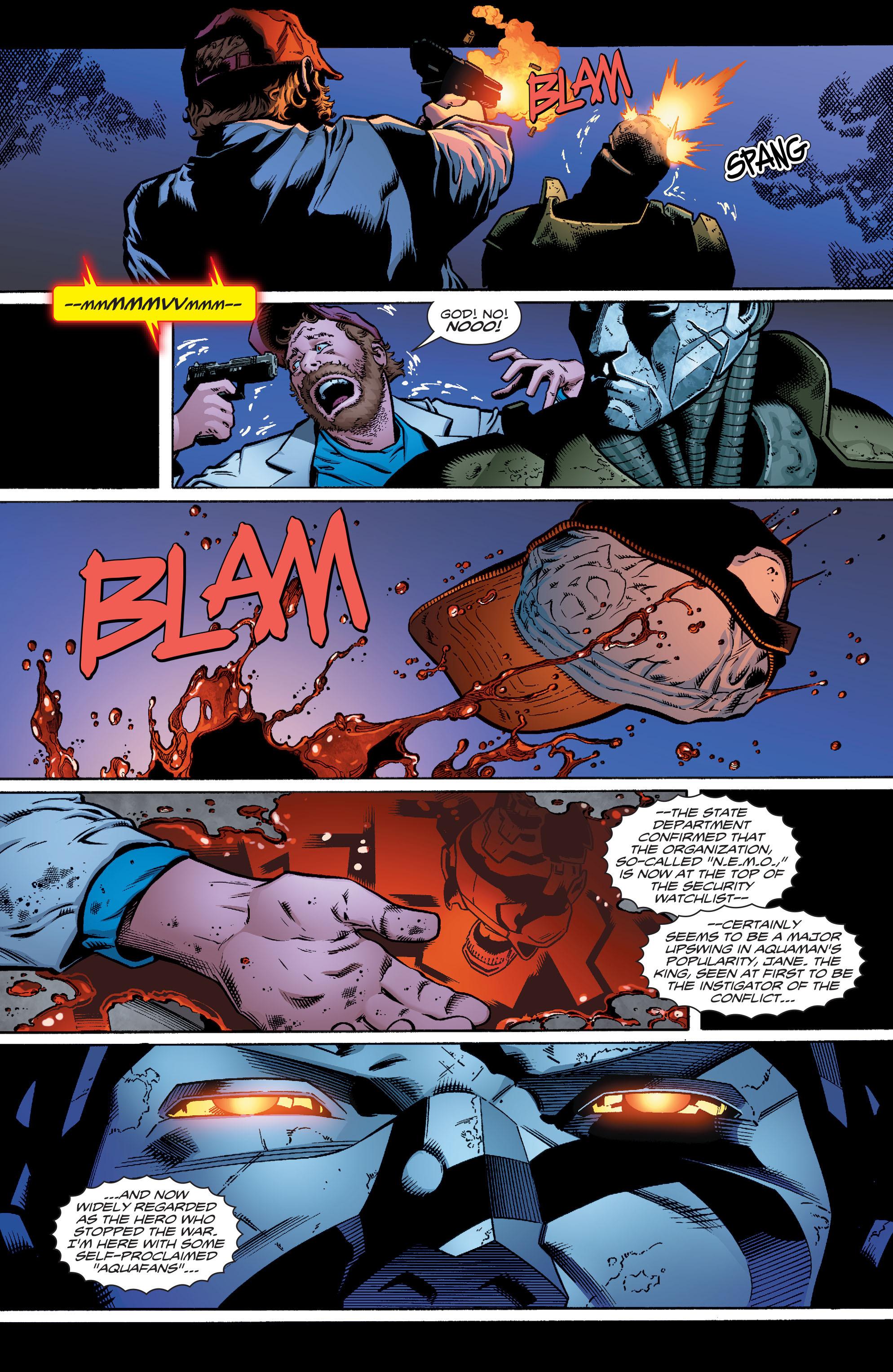 Read online Aquaman (2016) comic -  Issue #16 - 6