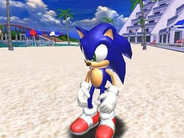 First Sonic Adventure, 3 Screenshots