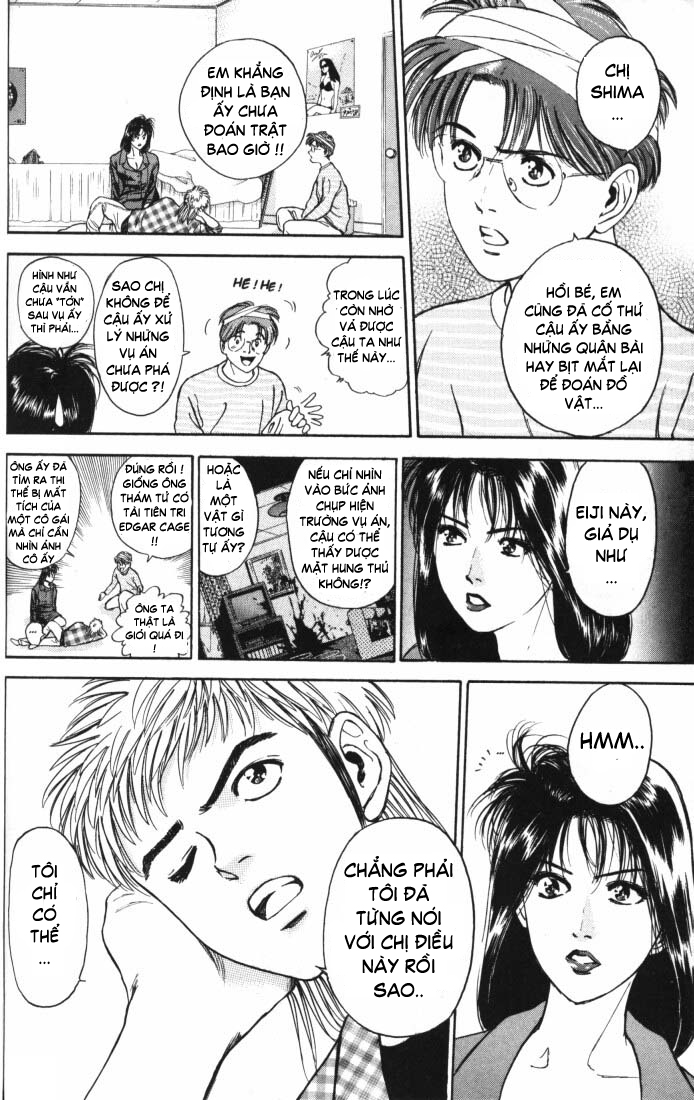 Psychometrer Eiji chapter 12 trang 4