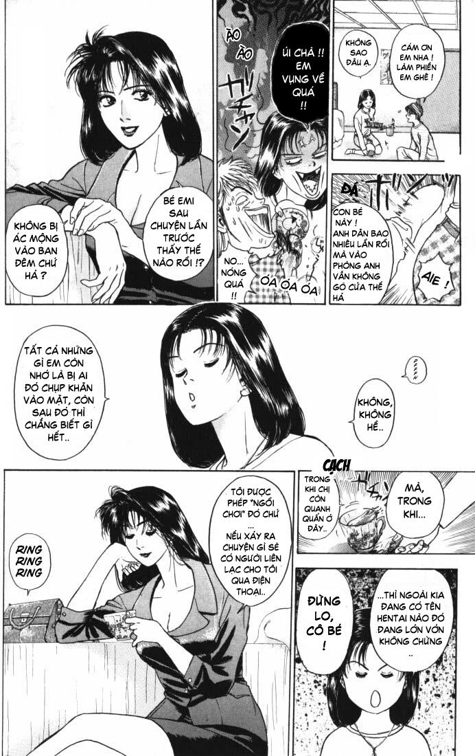 Psychometrer Eiji chapter 12 trang 6