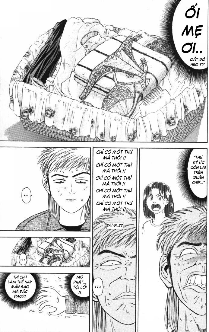 Psychometrer Eiji chapter 12 trang 15