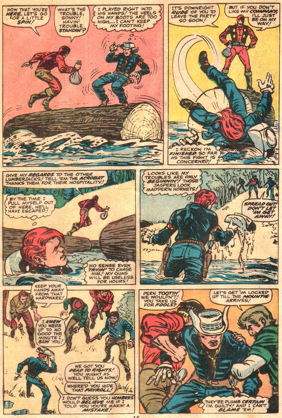 The Rawhide Kid (1955) issue 118 - Page 17