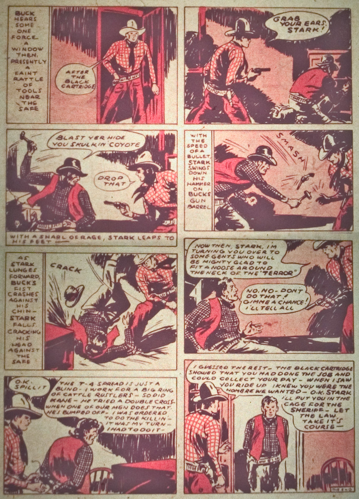 Read online Detective Comics (1937) comic -  Issue #27 - 22