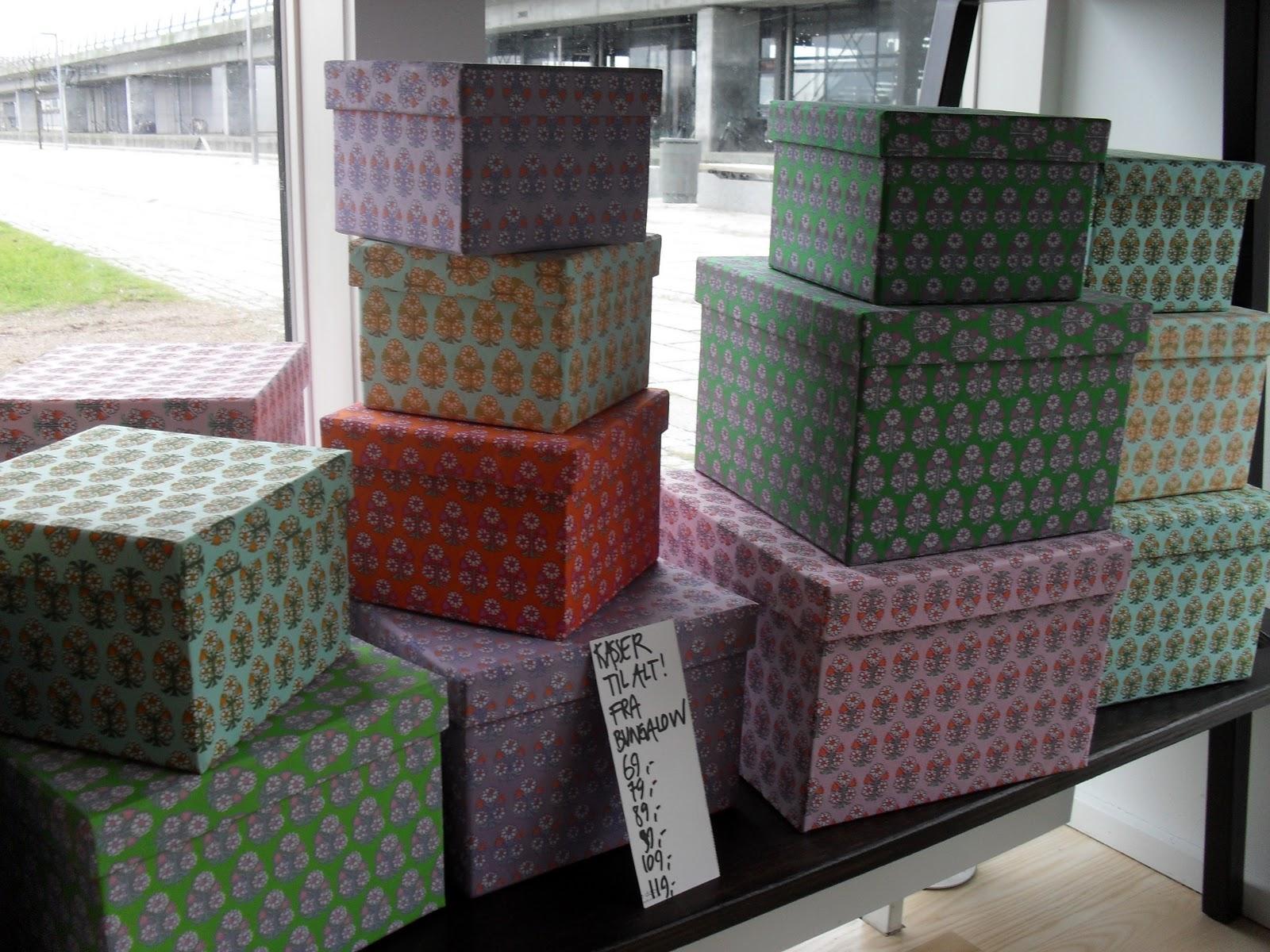 butikken: Smukke kasser fra Bungalow