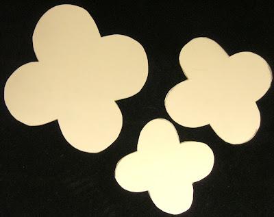 12 petal flower template - art bead scene blog on the 2nd day of christmas funky