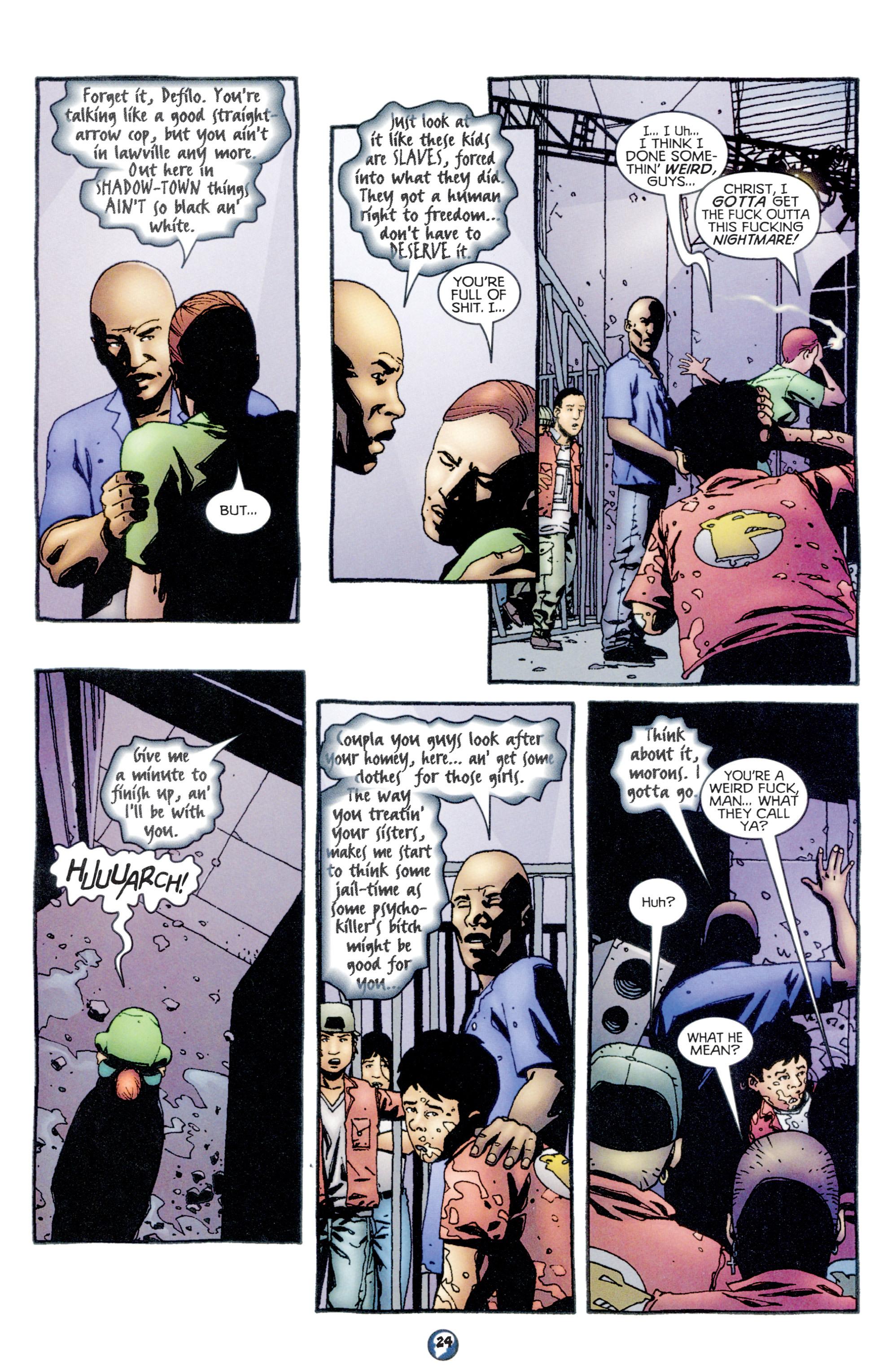 Read online Shadowman (1997) comic -  Issue #10 - 19