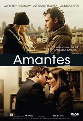 Amantes - DVDRip Dual Áudio