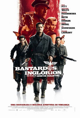 Bastardos Inglórios - DVDRip Dublado