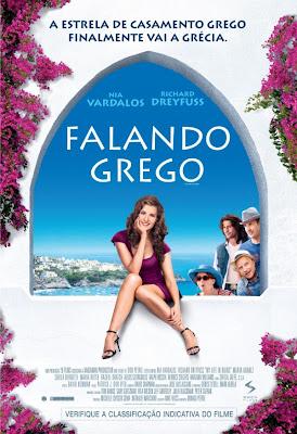 Falando Grego - DVDRip Dual Áudio