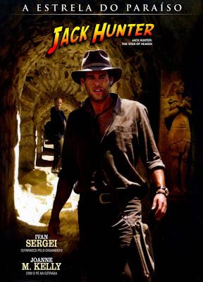 Jack Hunter e a Estrela do Paraíso - DVDRip Dublado
