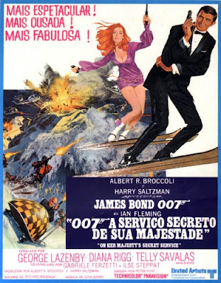007 A Serviço Secreto de Sua Majestade - DVDRip Dual Áudio