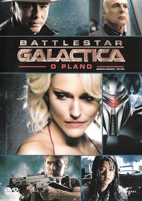 Battlestar Galactica: O Plano - DVDRip Dual Áudio