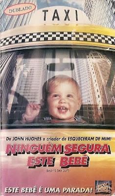 Ninguém Segura Este Bebê - DVDRip Dublado