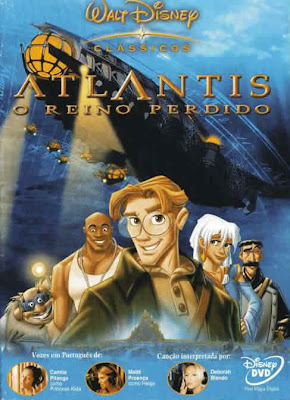 Atlantis: O Reino Perdido - DVDRip Dublado