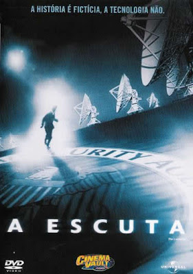 A Escuta - DVDRip Dublado