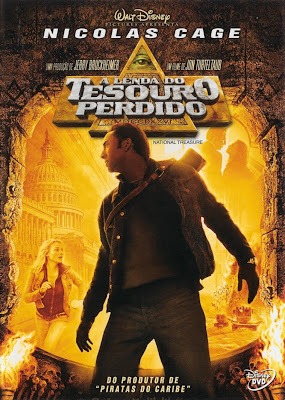 A Lenda do Tesouro Perdido - DVDRip Dublado (RMVB)