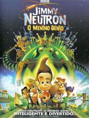 Jimmy Neutron: O Menino Gênio - DVDRip Dublado