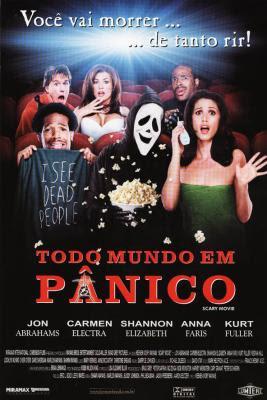 Todo Mundo em Pânico - DVDRip Dual Áudio