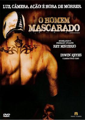 O Homem Mascarado - DVDRip Dual Áudio