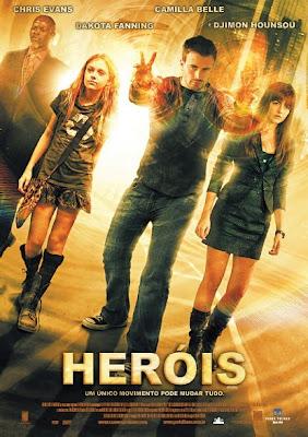 Heróis - DVDRip Dual Áudio