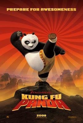 Kung Fu Panda - DVDRip Dual Áudio