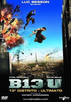 B13-U: 13º Distrito Ultimato - DVDRip Dublado
