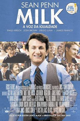 Milk: A Voz da Igualdade - DVDRip Dual Áudio