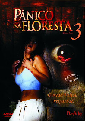 Pânico na Floresta 3 - DVDRip Dual Áudio