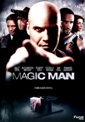 Magic Man - DVDRip Dual Áudio