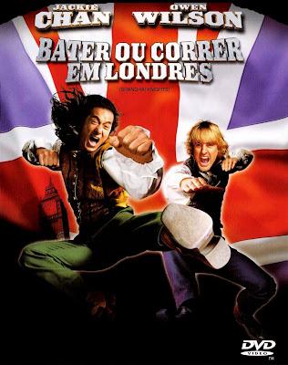 Bater ou Correr em Londres - DVDRip Dublado