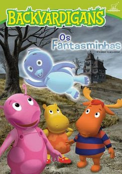 Backyardigans: Os Fantasminhas - DVDRip Dublado