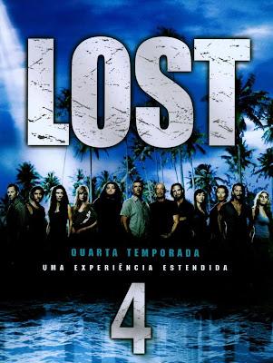 Lost - 4ª Temporada Completa - DVDRip Dual Áudio