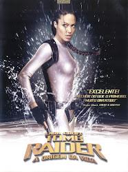 Download Lara Croft : Tomb Raider 2 - A Origem da Vida Dublado Grátis