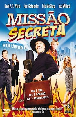 Missão Secreta - DVDRip Dublado