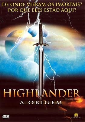 Baixar Torrent Highlander 5: A Origem Download Grátis