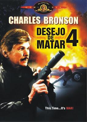 Desejo de Matar 4: Operação Crackdown - DVDRip Dual Áudio